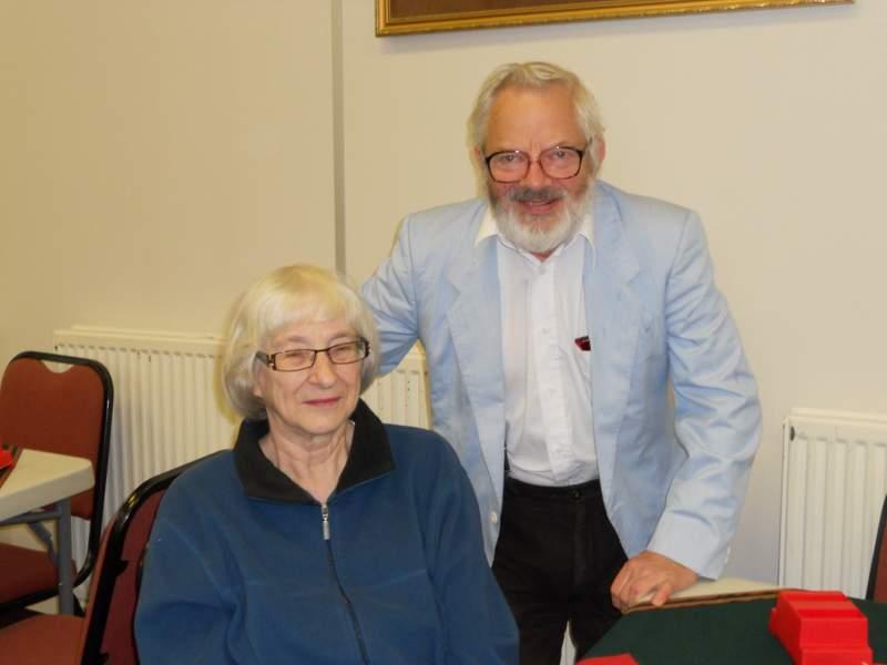 Richard and Pat