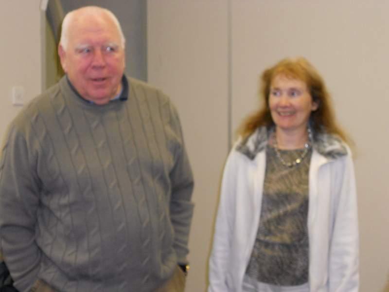 Ken and Alana